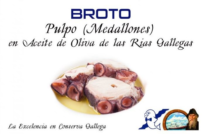 pulpo Broto